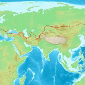 Mongol Route